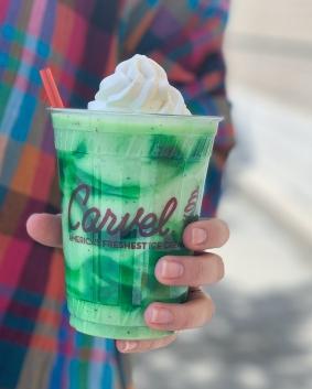 Carvel Slime Shake 2